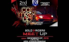 2nd Anniversary CUS Jf Luxury Car Meet Up