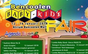Bencoolen Baby Kids FAIR 2018