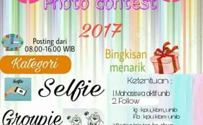 Photo Contest Pemira 2017