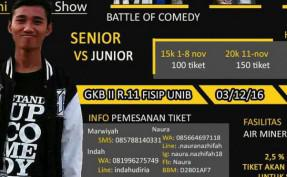 Stand Up Comedy Mini Show