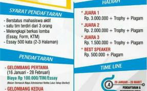 Suska National Debate 2017 Se-Indonesia