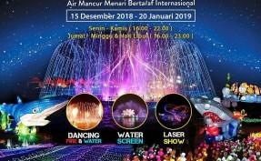 Festival Of Light Bengkulu