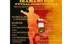 IKAMAMI CUP FUTSAL COMPETITION