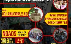 Ngaji On The Street - Tarhib Ramadhan 1439H