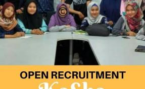 Open Recruitment Kasha (Kawan Sharing)