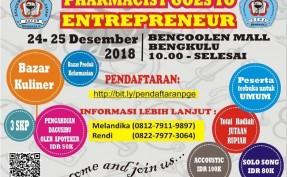 Pharmacist Goes To Entrepreneur