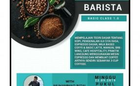 WORKSHOP BARISTA BASIC CLASS 1.0