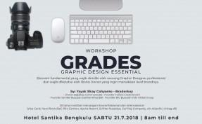 Workshop GRADES Bengkulu